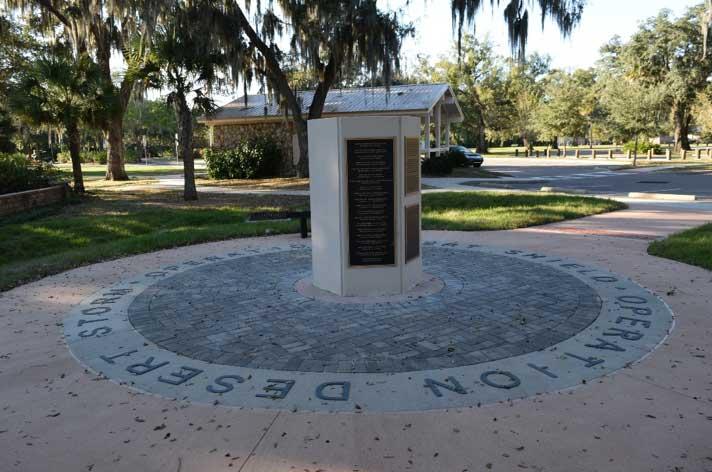 Gulf War Memorial