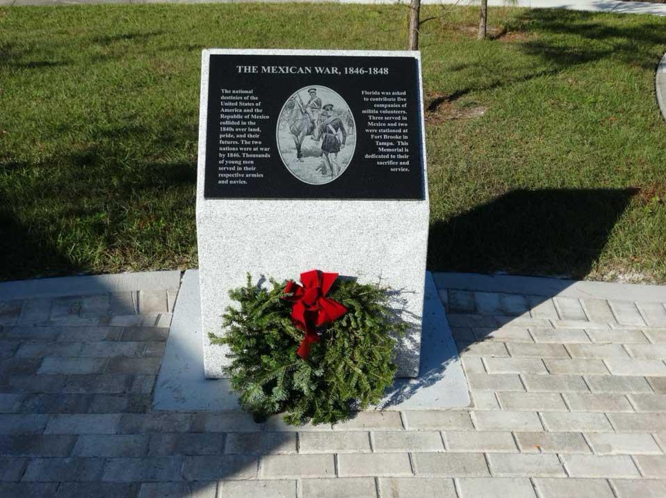 The Mexican War Memorial